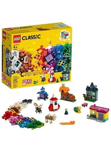 Lego LEGO Creator Yaratıcılık Pencereleri  Renkli
